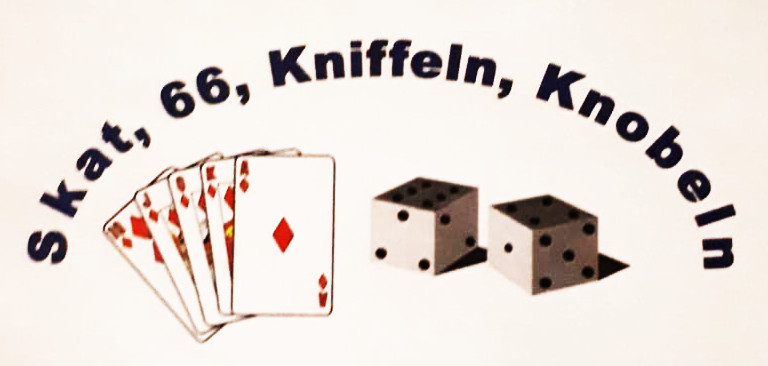 Skat, 66, Kniffeln, Knobeln